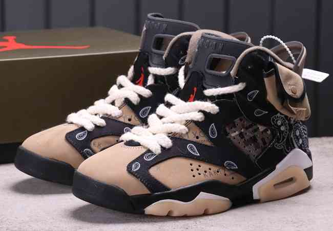 Mens Nike Air Jordan 6 GS Retro Top Quality-17