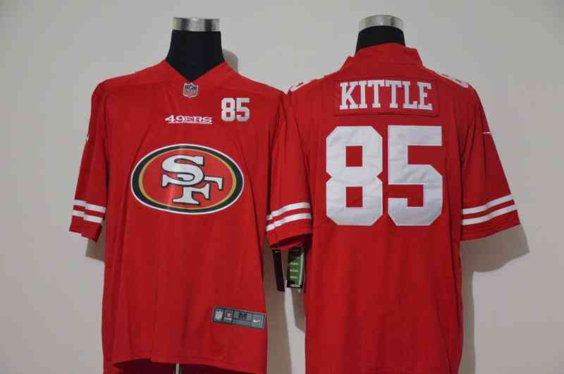 wholesale cheap NFL 49ers Jersey-161