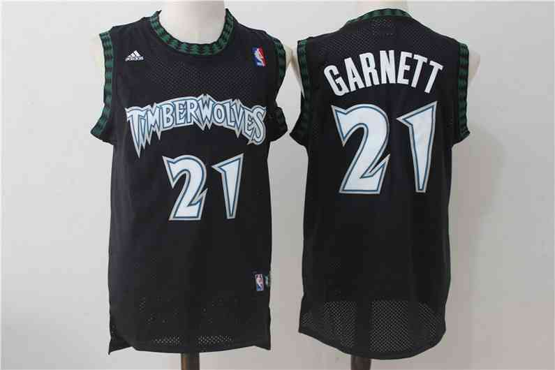 Minnesota Timberwolves Jerseys-3
