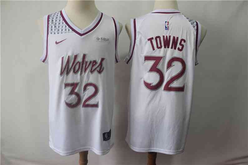 Minnesota Timberwolves Jerseys-7