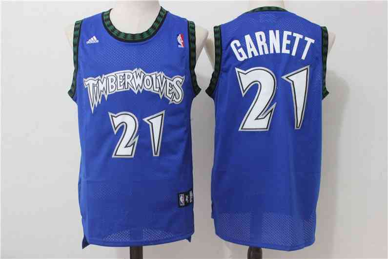 Minnesota Timberwolves Jerseys-4