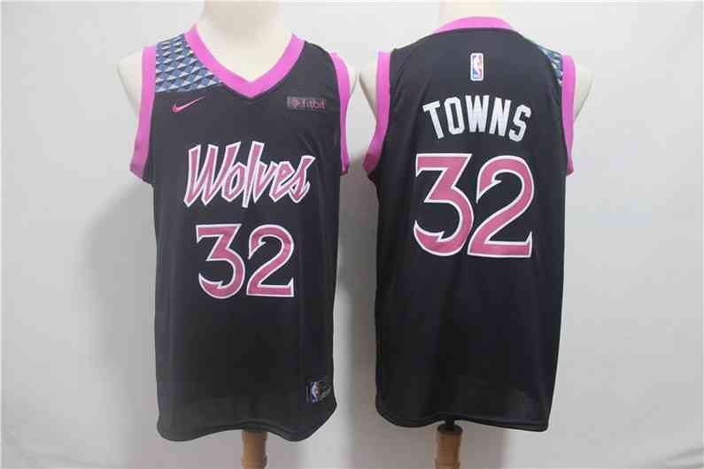 Minnesota Timberwolves Jerseys-6