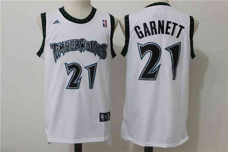 Minnesota Timberwolves Jerseys-5