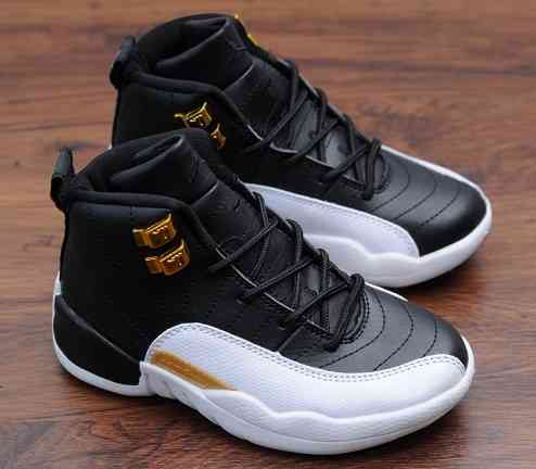 Kids Nike Air Jordans 12 Shoes-11