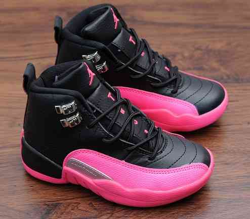 Kids Nike Air Jordans 12 Shoes-1
