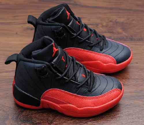 Kids Nike Air Jordans 12 Shoes-9