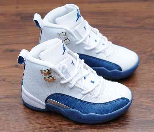 Kids Nike Air Jordans 12 Shoes-18