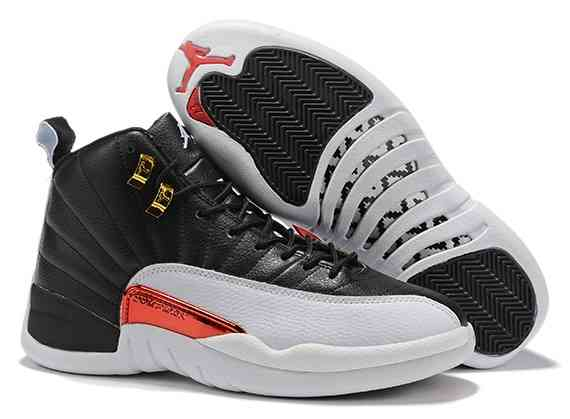 Air Jordan 12 Men sneaker cheap from china-16
