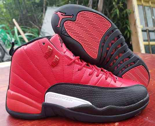 Air Jordan 12 Men sneaker cheap from china-7