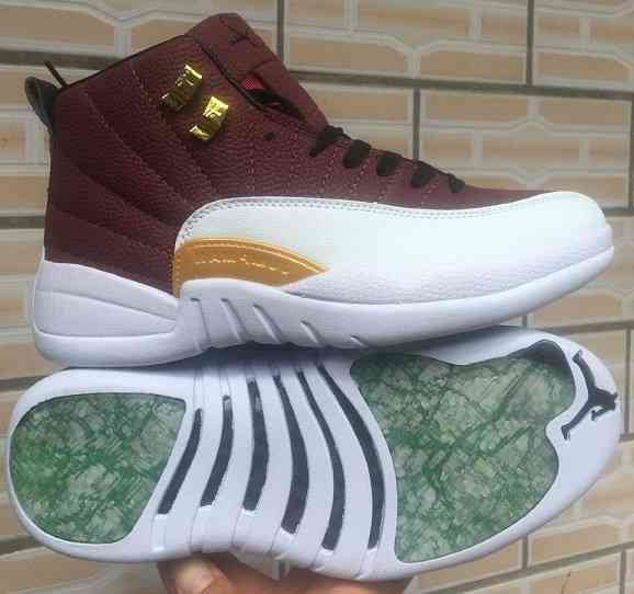Air Jordan 12 Men sneaker cheap from china-4