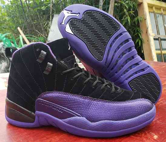 Air Jordan 12 Men sneaker cheap from china-8