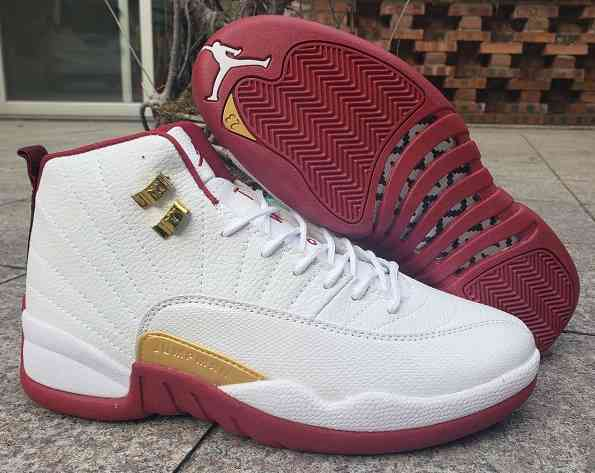 Air Jordan 12 Men sneaker cheap from china-14