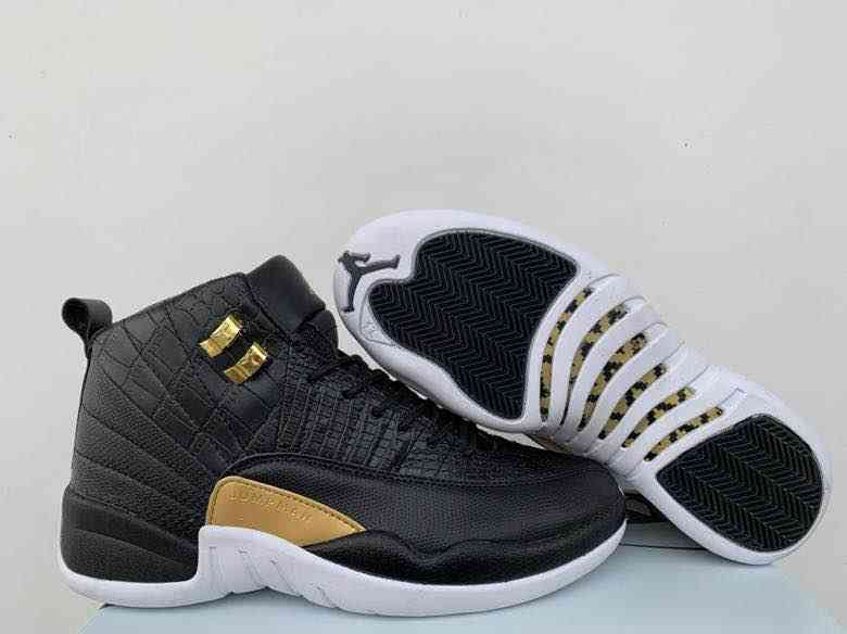 Air Jordan 12 Men sneaker cheap from china-12