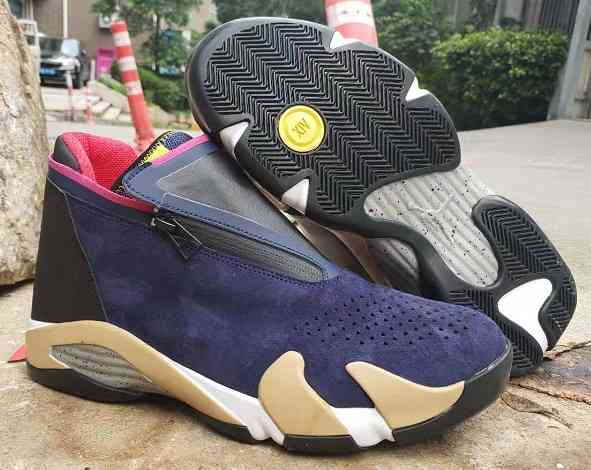Air Jordan 14 Men sneaker cheap from china-17