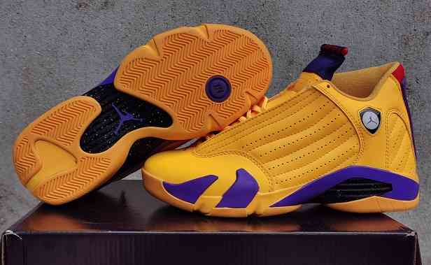 Air Jordan 14 Men sneaker cheap from china-9